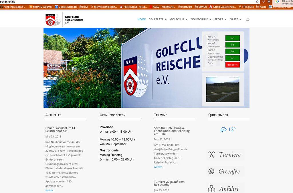 GOLFCLUB REISCHENHOF, WAIN