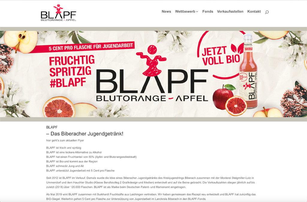 BLAPF Jugendgetränk – Biberach | Riss